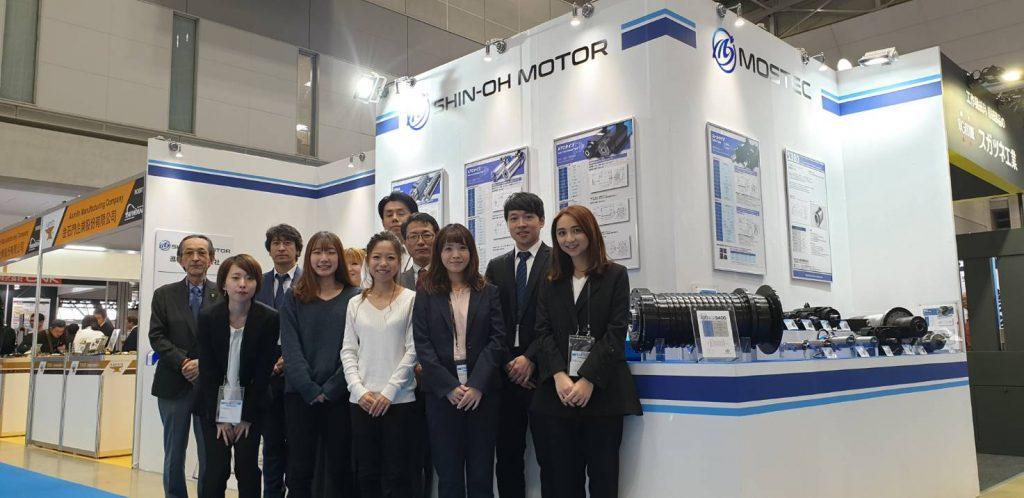 日本国際工作機械見本市(JIMTOF2018)に出展いたしました