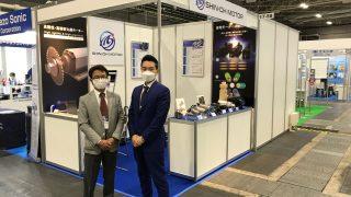 関西機械要素技術展2020に出展いたしました。